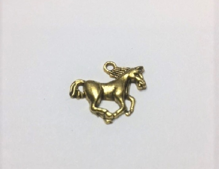 Horse - 1 Piece - Gold or Silver