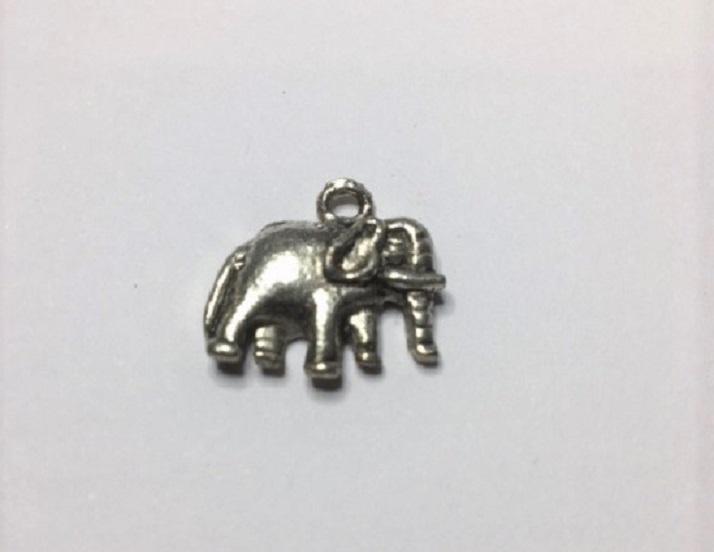 Elephant - 1 Piece - Silver