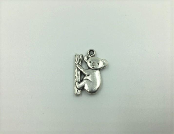 Koala - 1 Piece - Silver