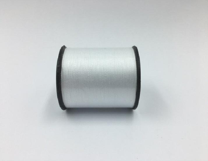 Cotton / Thread - White