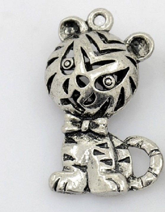 Tiger - Silver - 31mm - 1 Piece