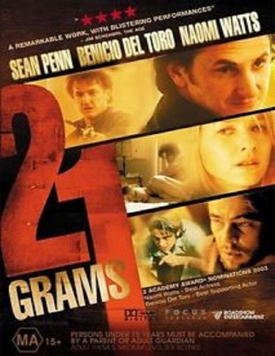 Dvd - 21 Grams
