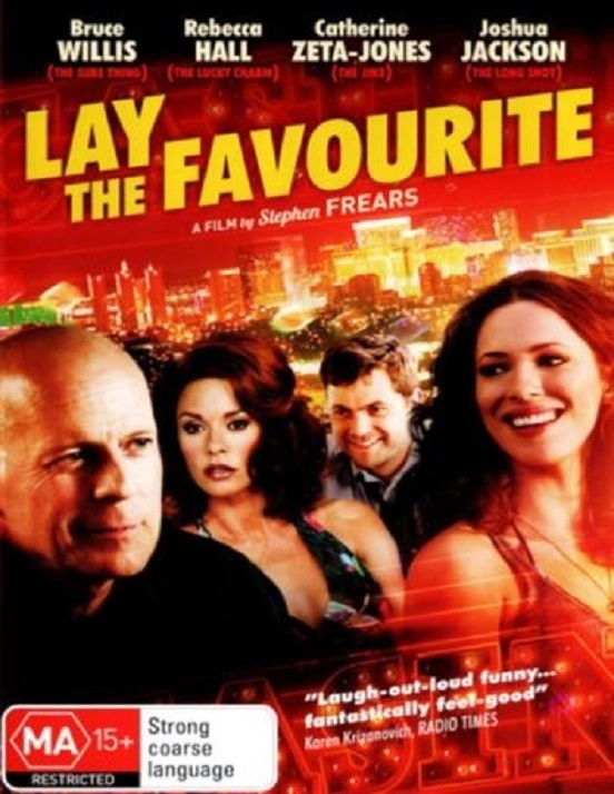 Dvd - Lay The Favorite
