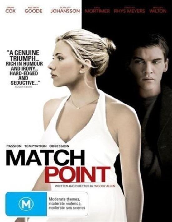 Dvd - Match Point