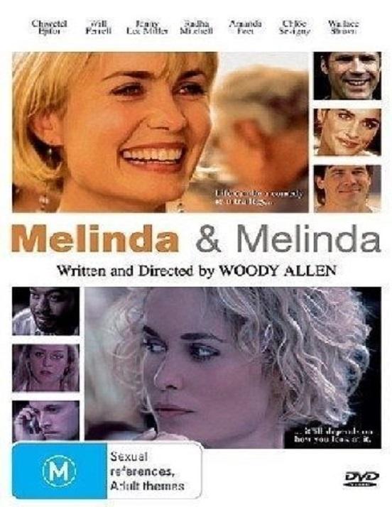 Dvd - Melinda & Melinda