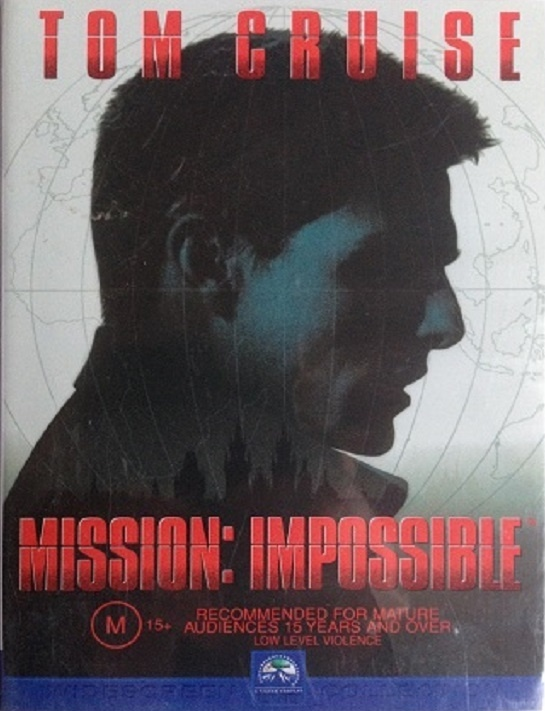 Dvd - Mission Impossible