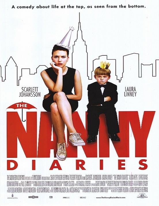 Dvd - Nanny Diaries
