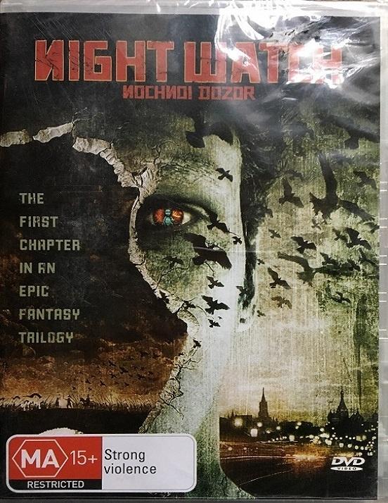 Dvd - Night Watch