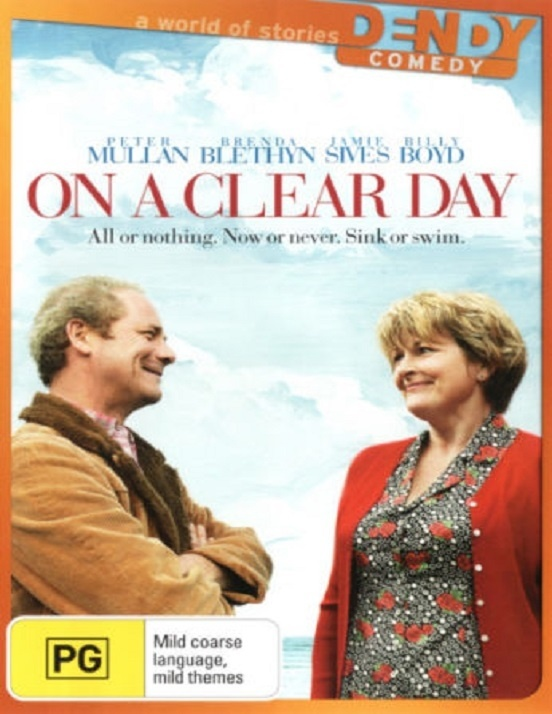 Dvd - On A Clear Day