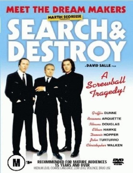 Dvd - Search & Destroy