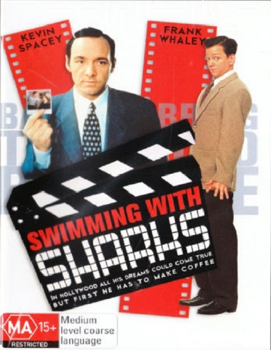 Dvd - Swimming With Sharks