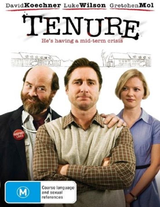 Dvd - Tenure