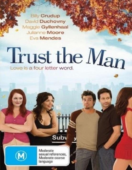Dvd - Trust The Man