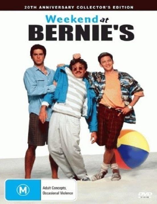 Dvd - Weekend At Bernie's