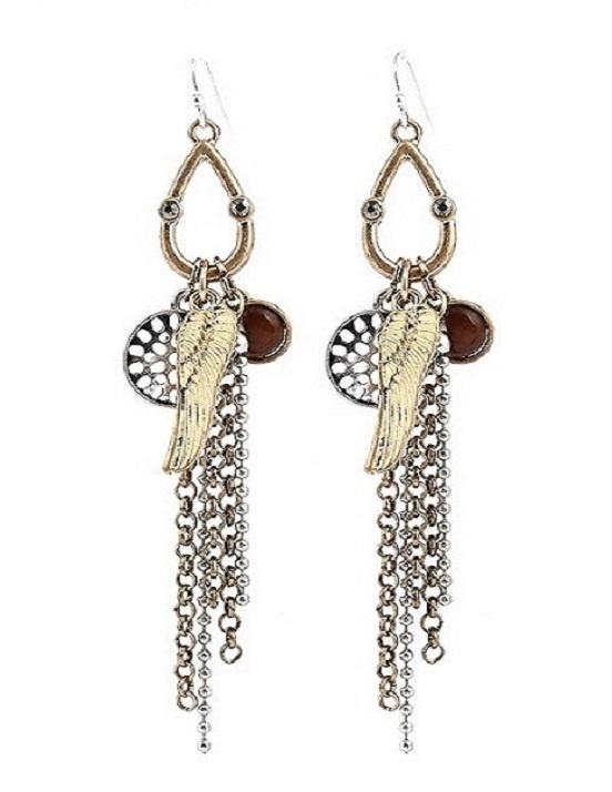 Earrings - Dangles - Vintage Look
