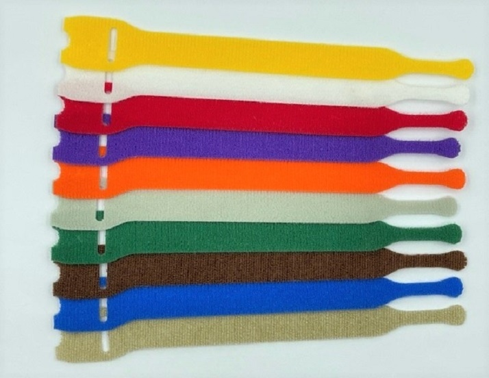 10 x Cable Ties - Reusable - 25mm x 200mm