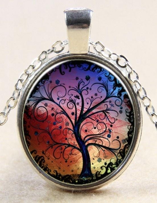 Necklace - Tree of Life Pendants