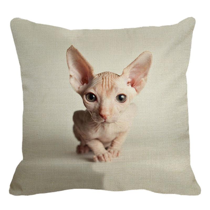 Sphynx Cushion Cover - Style 1
