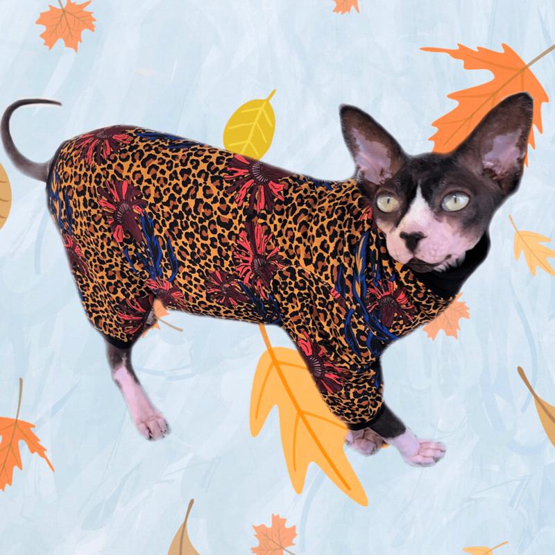 Chic Cheetah - Catsuit