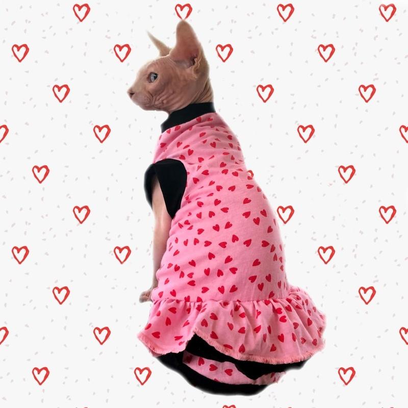 Heart & Soul - Cat Dress