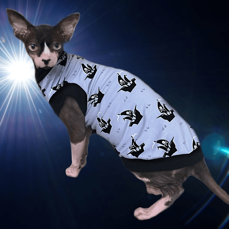Pirate Party - Cat Shirt