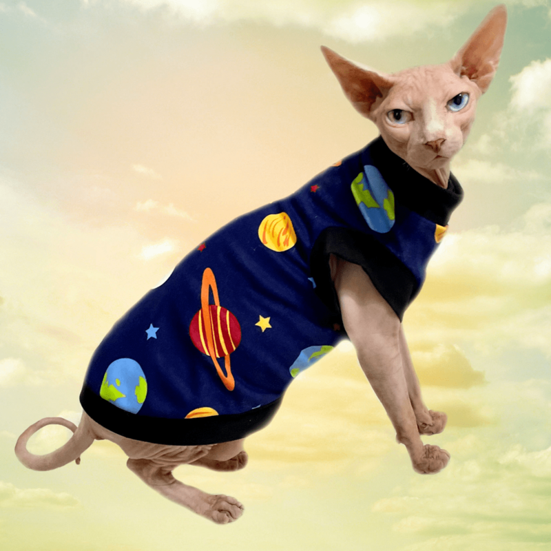 Out Of This World - Cat Shirt