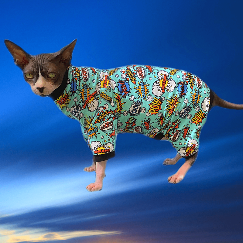 Catsplosive - Catsuit