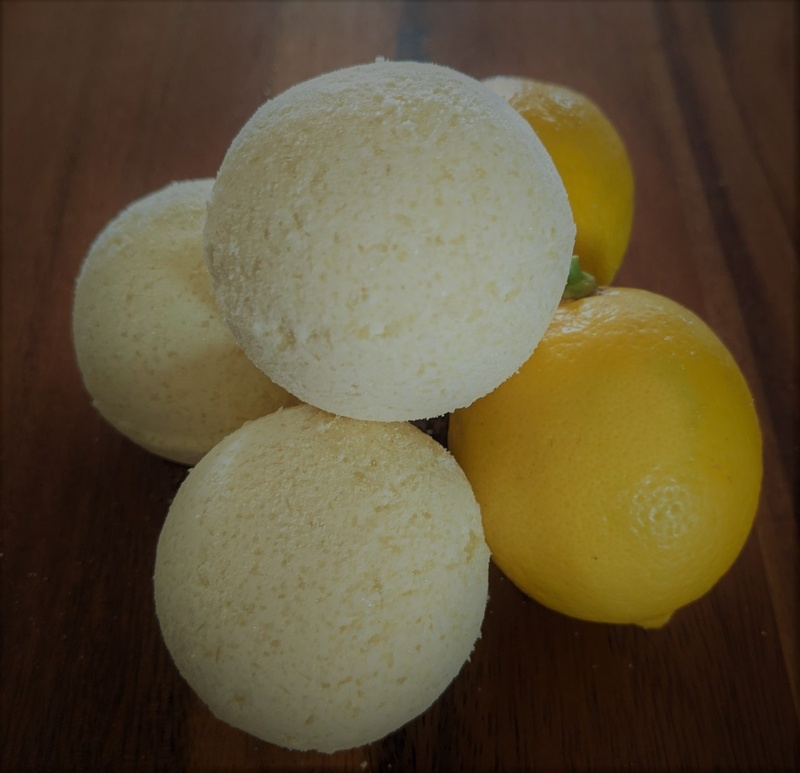 Zesty Lemon (infused with Essential Oil)