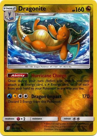 UNIFIED MINDS - Dragonite - 151