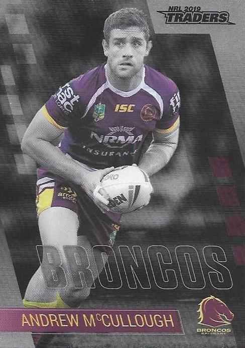 Parallel - Broncos Andrew Mccullough - PS006