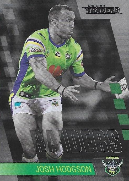 Parallel - Raiders Josh Hodgson - PS015