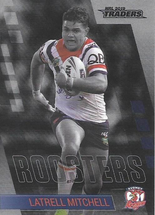 Parallel - Roosters Latrell Mitchell - PS137