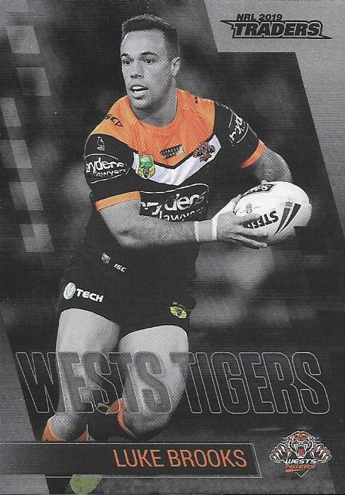 Parallel - West Tigers Luke Brooks - PS152