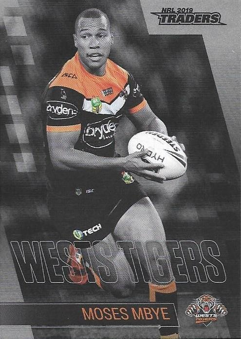 Parallel - West Tigers Moses Mbye - PS156