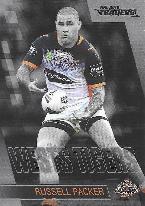 Parallel - West Tigers Russell Packer - PS157