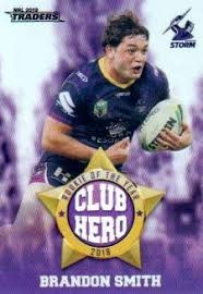 Club Hero - Storm Brandon Smith CH14