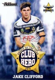 Club Hero - Cowboys Jake Clifford - CH18