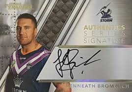 Authentic Signature - Storm Kenneath Bromwich - AS7