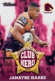 Club Heroes - Broncos Jamayne Isaako - CH2