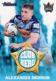 Club Heroes - Titans Alexander Brimson - CH10