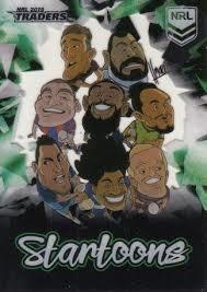 Clear Startoon - Group A - ST5