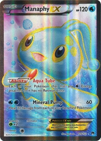 BREAKPOINT - Manaphy EX - 116