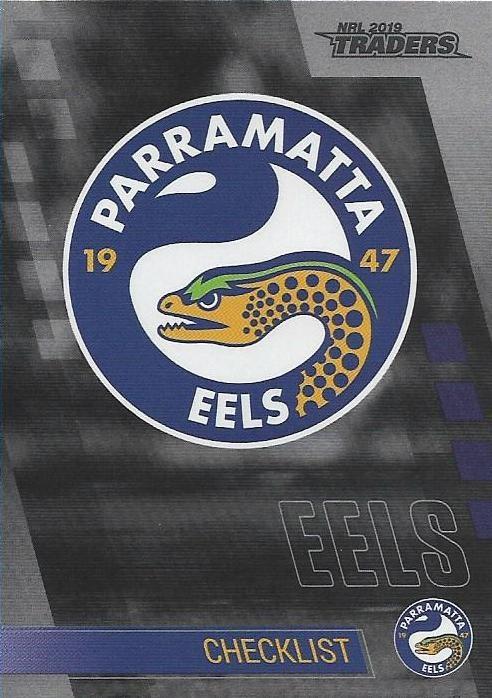 Parallel - Eels Checklist - PS091