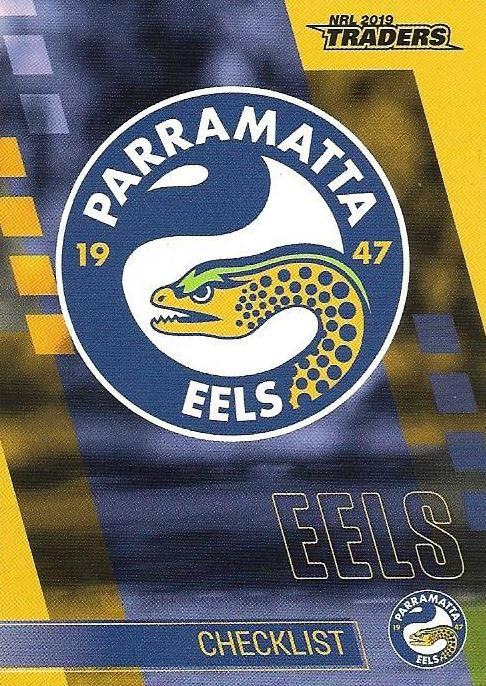 Common - Eels Checklist - 091