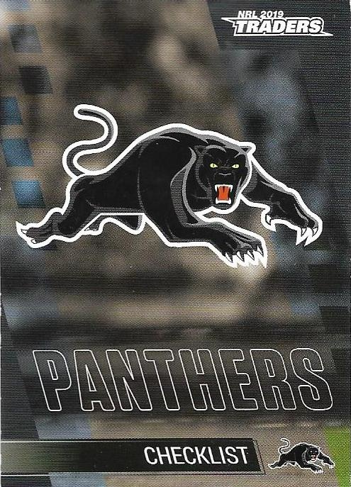 Common - Panthers Checklist - 101