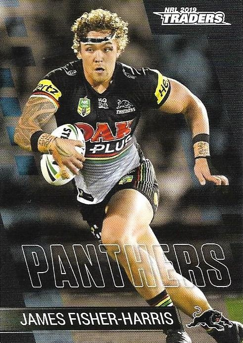 Common - Panthers James Fisher Harris - 104