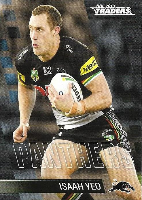 Common - Panthers Isaah Yeo - 110