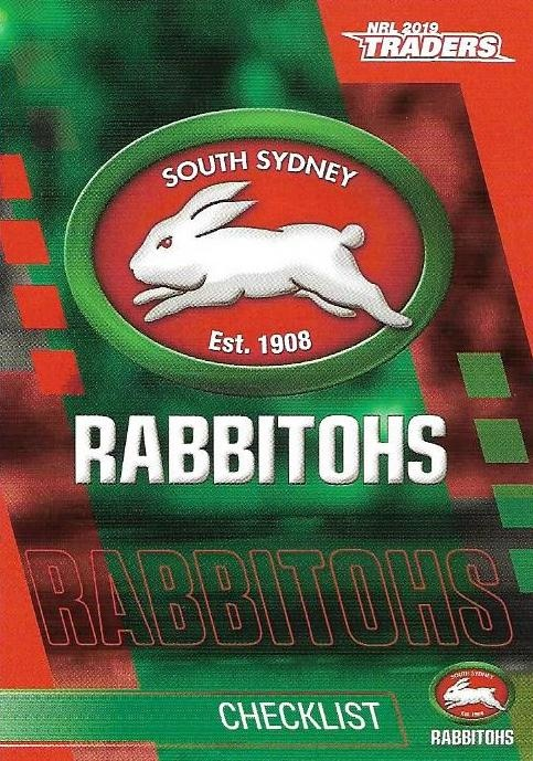 Common - Rabbitohs Checklist - 111