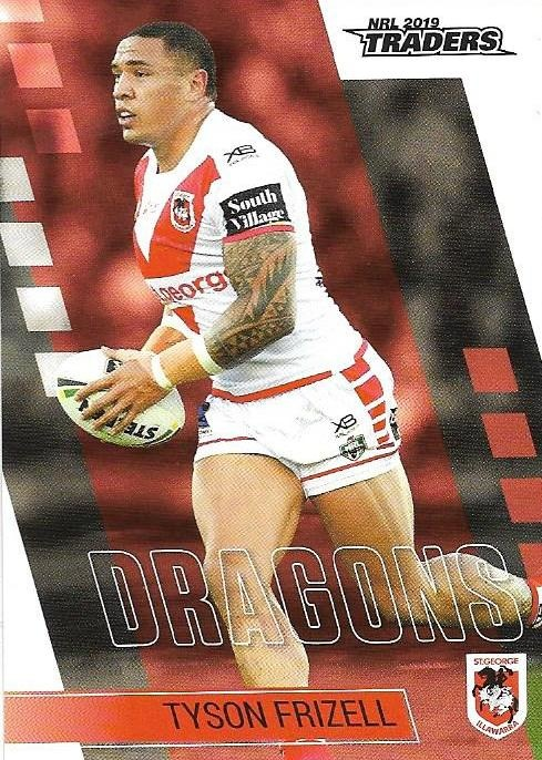 Common - Dragons Tyson Frizell - 124