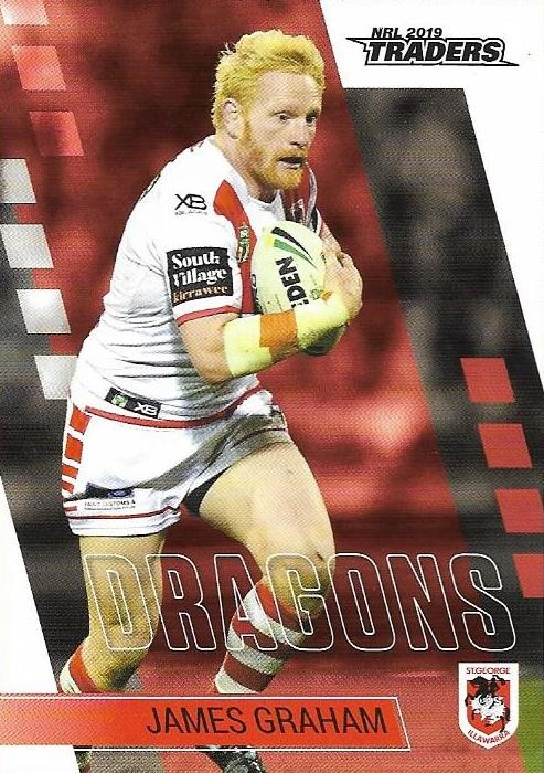 Common - Dragons James Graham - 125